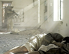 still from Fallujah shooting video